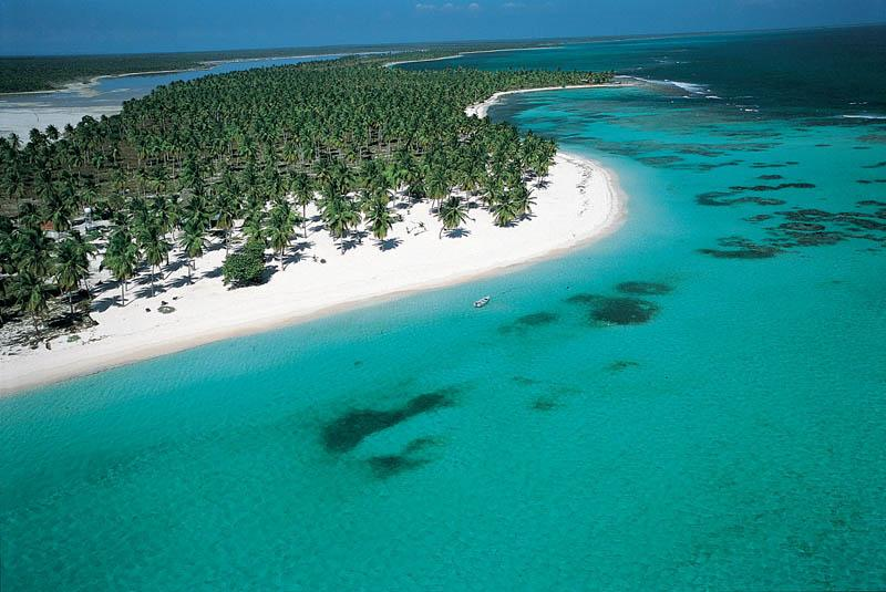 - Isola di saona piscine naturali ...