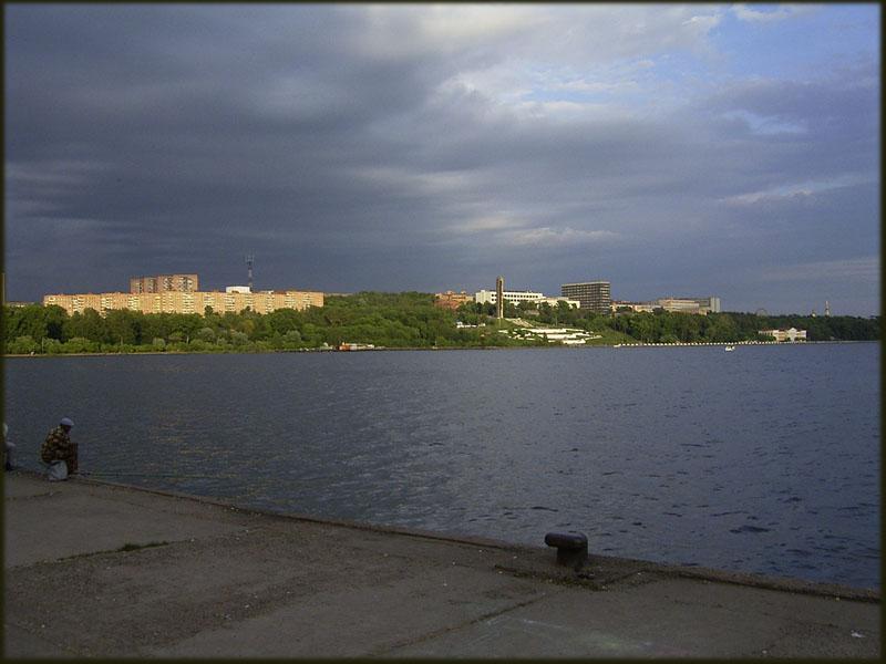 Нижнекамск погода в августе