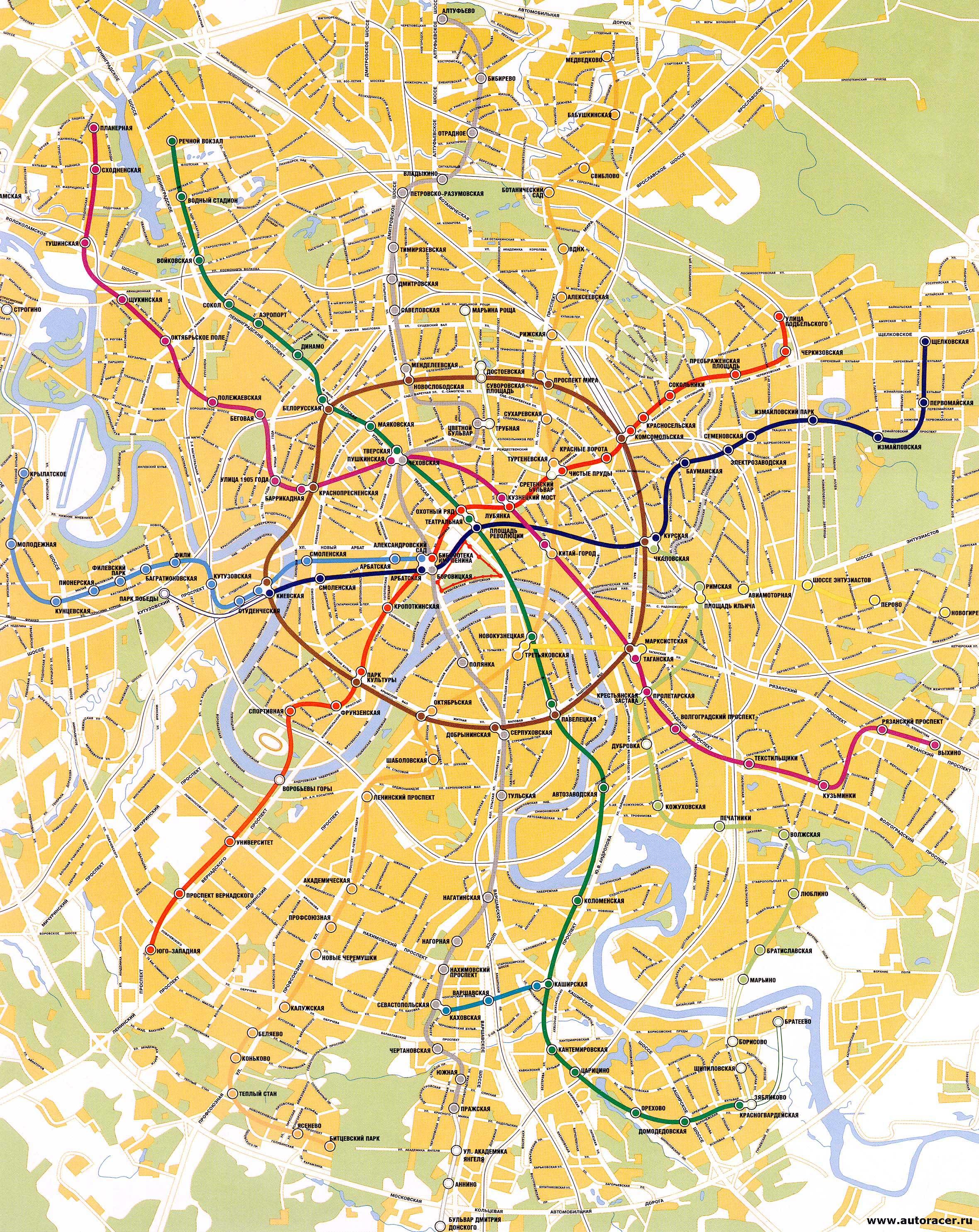 Карта Кавказа России  Инфокарт  все карты сети