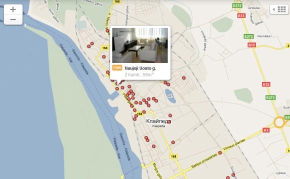 Квартира в Литве