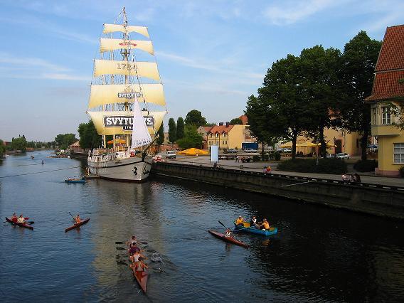 Литва Клайпеда