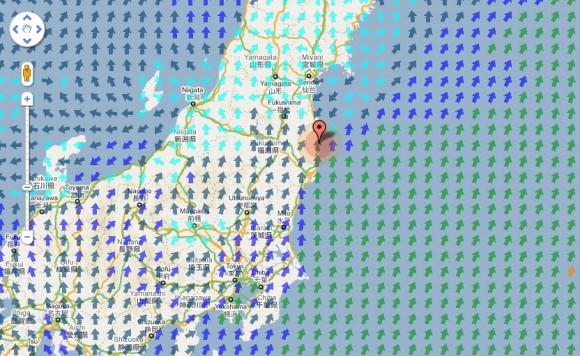 Япония Ветер