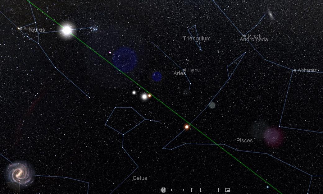 3d карта космоса звездного