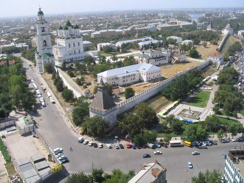 На семинаре в Астрахани