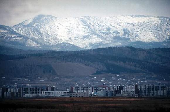 Саяногорск