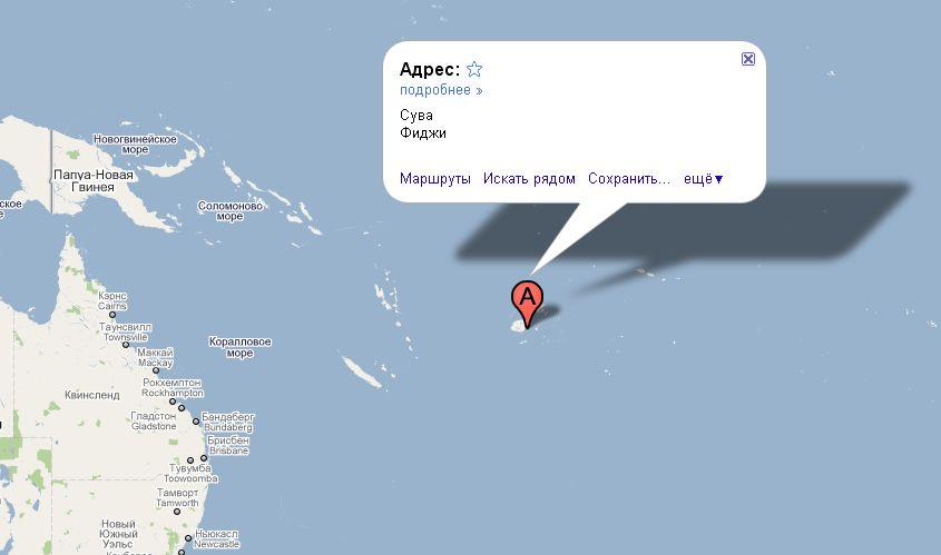 Фиджи это где находится что за страна