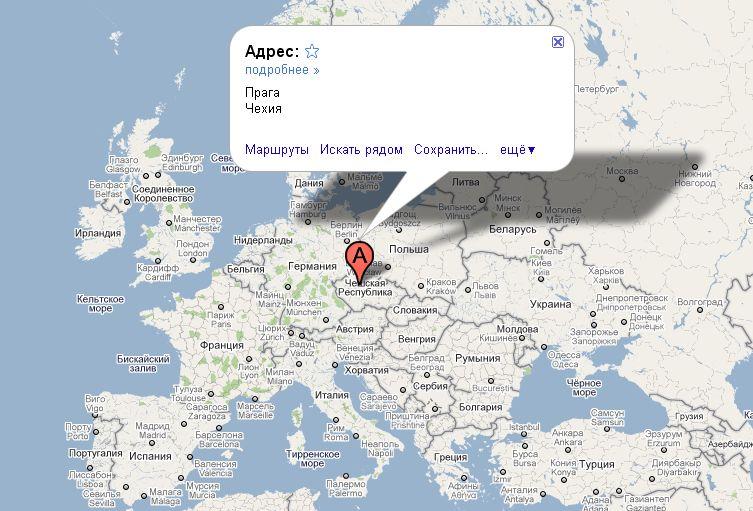 Гугл карта мира со спутника