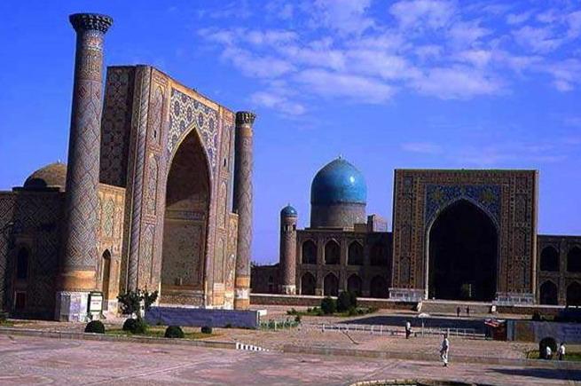 Карта городов Узбекистана | Инфокарт – все карты сети