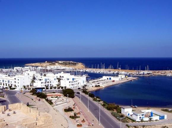 Курорты Туниса. Хаммамет и Сусс