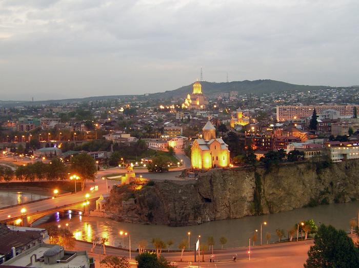 карта тбилиси на русском языке с улицами скачать - фото 6