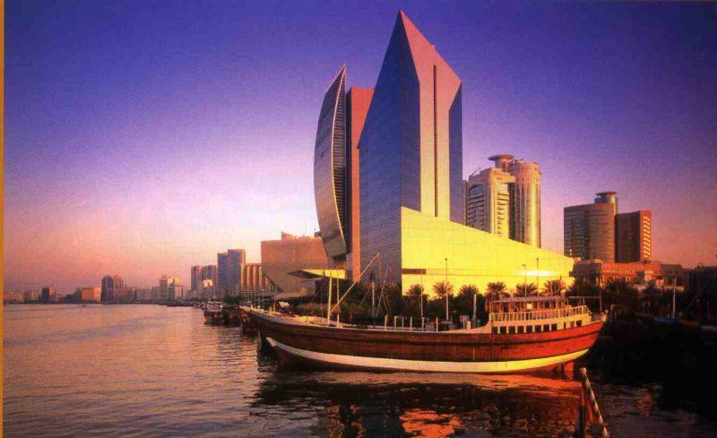 Объединенные Арабские Эмираты. Абу-Даби на карте мира | Инфокарт ...