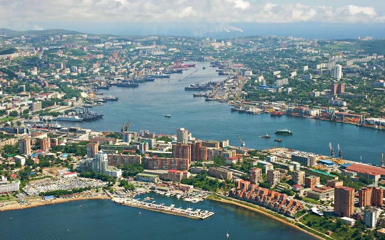 В ноябре 2010 года Владивосток
