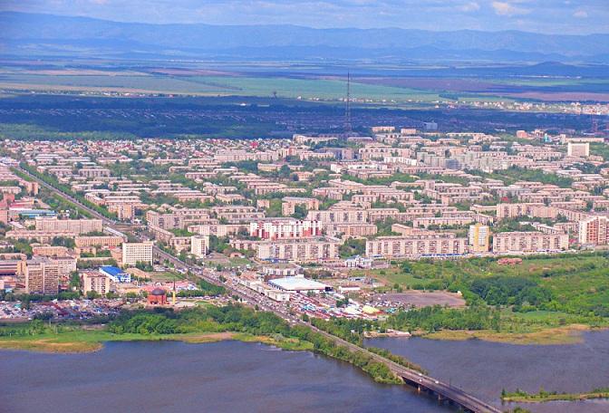 Карта Магнитогорска | Инфокарт – все ...: www.infokart.ru/karta-magnitogorska