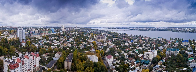 Воронеж – город