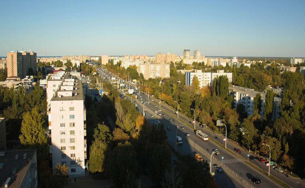 Волгодонск – один из самых
