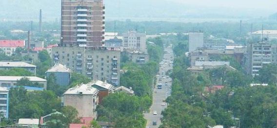 Уссурийск приморский край
