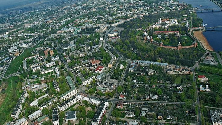 Великий Новгород считается