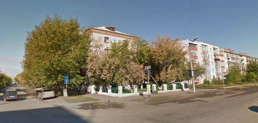 городе Шадринск