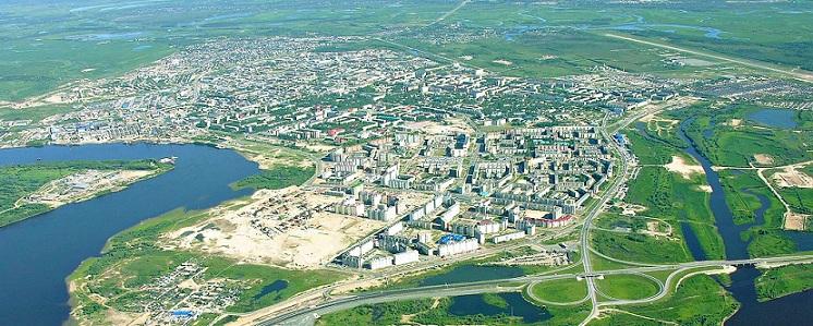 Нефтеюганск – город