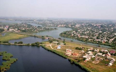 Схема города тимашевск