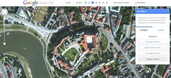 выбор гугл мапс карты с фотографиями местности помощью этой