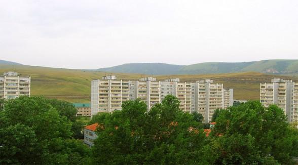 Карта Усть-Джегуты