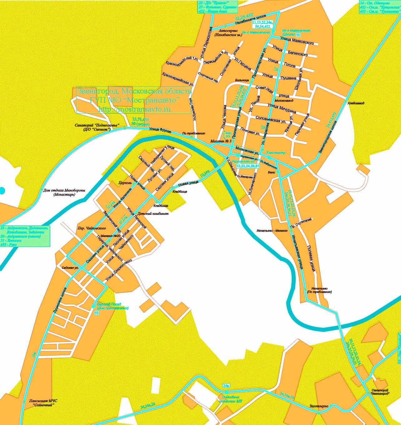 Строительство новых корпусов район восточный, мкр 2, 3 в городе звенигород