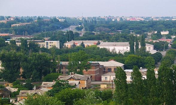 фото град летом