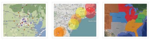 Интерактивные карты вместо презентаций