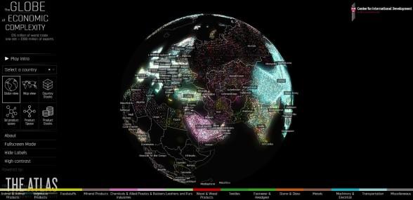 Карта торговли