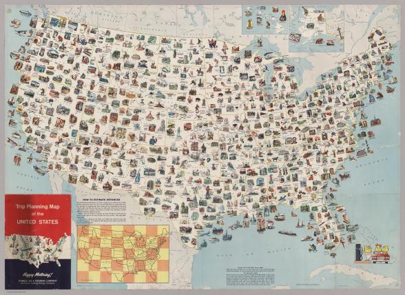 Интересные достопримечательности Соединенных Штатов Америки