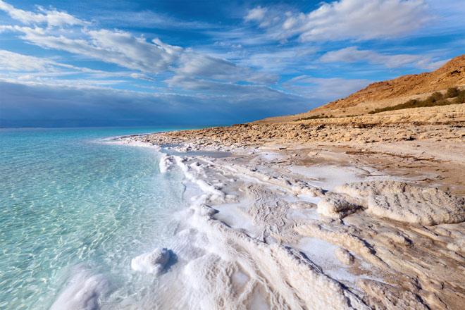 Чем так полезно Мертвое море
