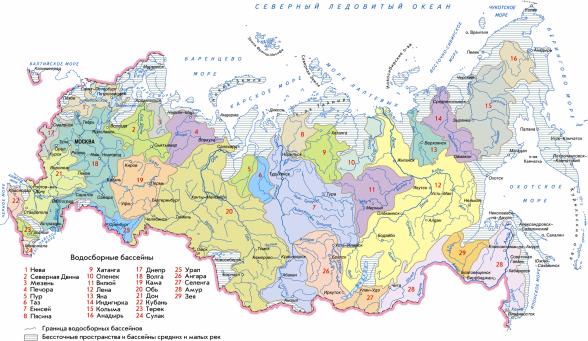 сплав по горным рекам России