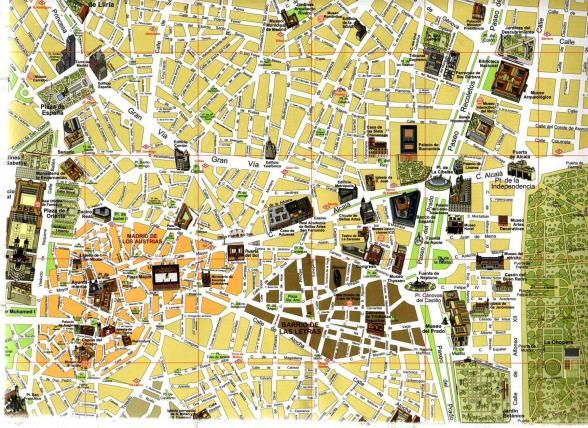 Туристический Мадрид