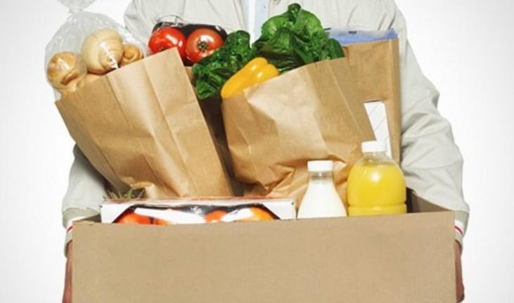 Оперативная доставка еды в офис и на дом
