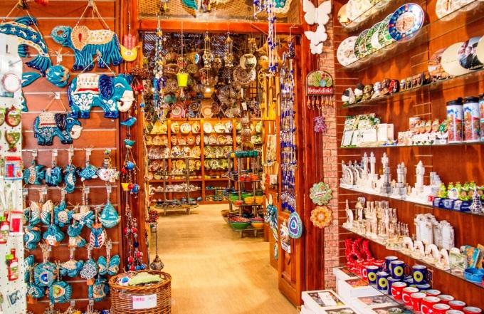 Любопытная история появления сувениров. Виды сувениров