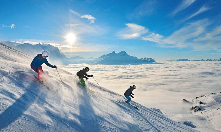Поездка в Швейцарию. Что посмотреть и чем заняться!