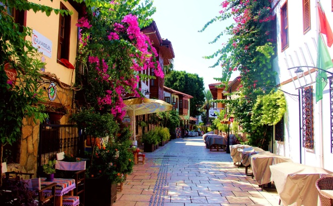 Поездка в Турцию. 10 причин побывать в Турции!